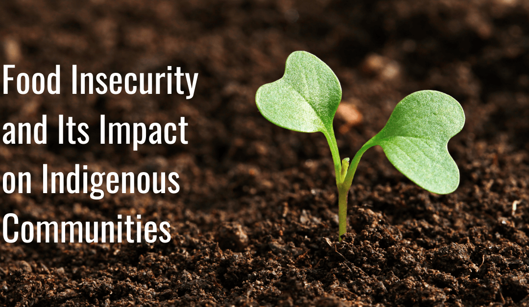 Food Insecurity and Its Impact on Indigenous Communities